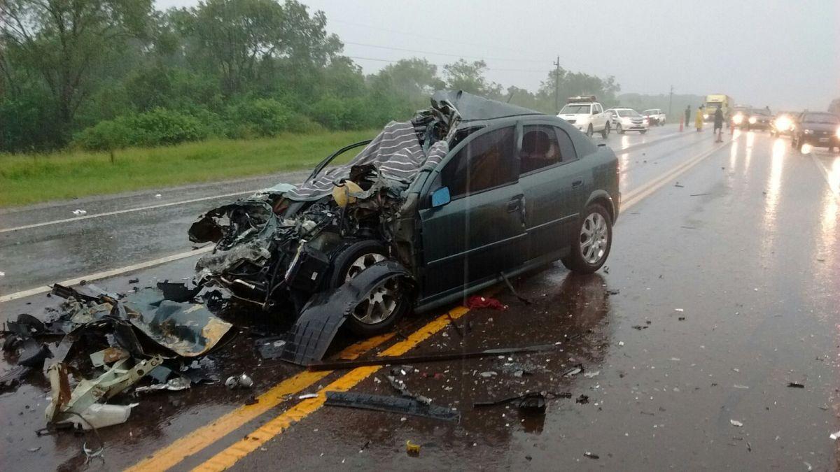 Imprudencia al volante: «En lo que va de 2018 ya murieron 125 personas por accidentes de tránsito»