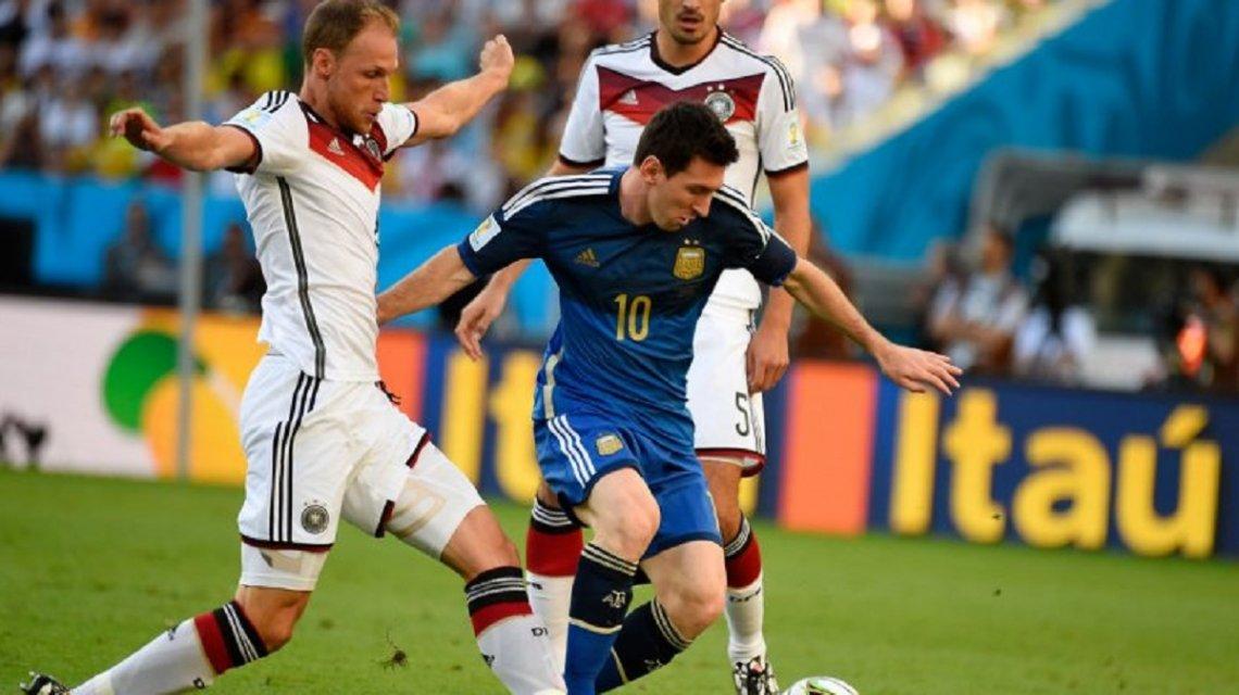#Mundial2018: el mensaje de la selección alemana en Twitter para Argentina