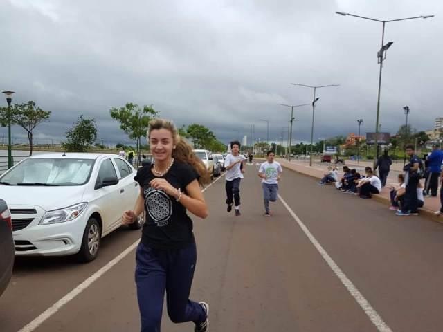 El Instituto San Arnoldo Janssen realizará este viernes una caminata-maratón solidaria