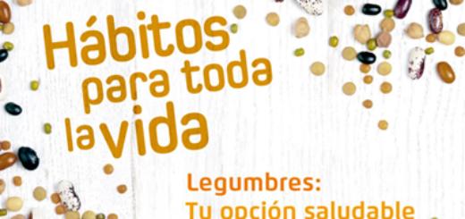 """Día Mundial de la Nutrición: """"Legumbres, tu opción saludable todo el año"""""""