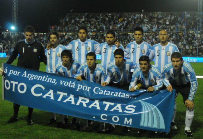#Mundial2018: El recordado antecedente entre Argentina y Haití que tuvo a las Cataratas como protagonista