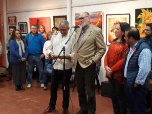 El Centro Cultural Cidade celebró su 27° aniversario