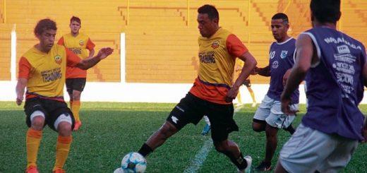 Pedro Brítez, otro de los jugadores que no seguirá en Crucero tras la eliminación del Federal A