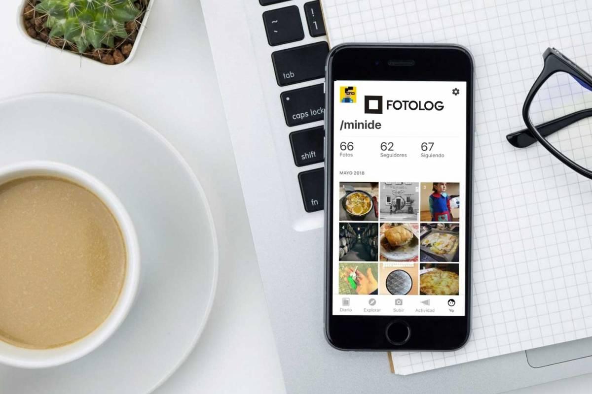 Retro: volvió Fotolog y ahora se puede usar a través de una aplicación móvil
