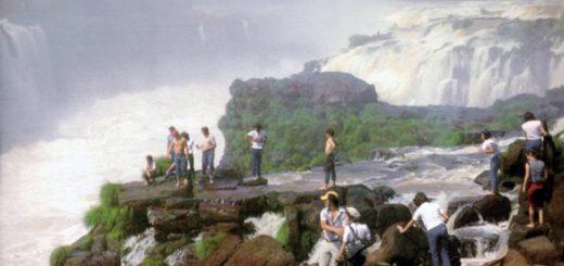 4 maravillas naturales que van a desaparecer  o ya desaparecieron, como el Salto del Guairá las cataratas más grandes que ya no están