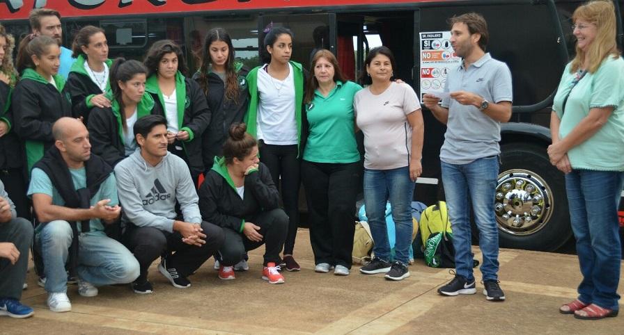 Hockey: Misiones partió rumbo a Mendoza buscando el ascenso