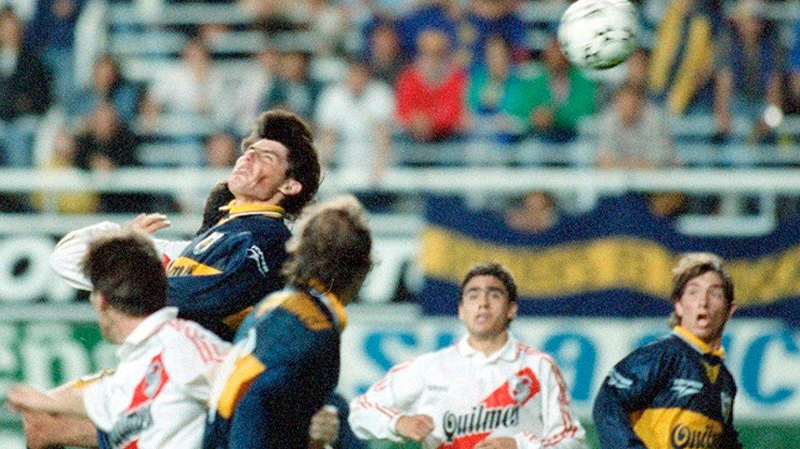 Falleció Hugo Romeo Guerra, aquel delantero que le marcó un gol con la nuca a River