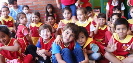 En Misiones 9 de cada 10 niños están en el Nivel Inicial