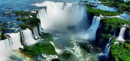 Inédita promoción entre Argentina y Brasil en China tendrá como eje central a las Cataratas del Iguazú