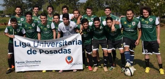 Futbol: este sábado inicia la Liga Universitaria de Posadas