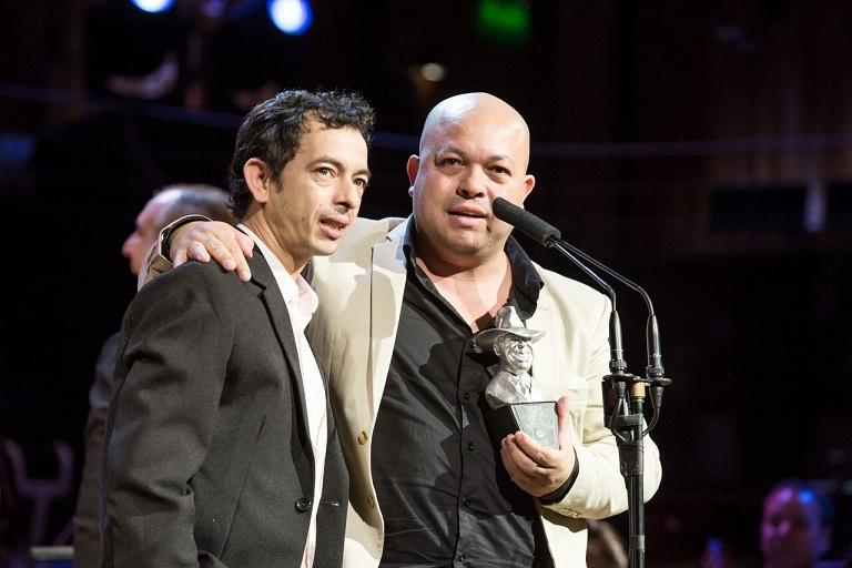 #OrgulloMisionero: Los Núñez ganaron el premio Carlos Gardel al Mejor Álbum de Chamamé