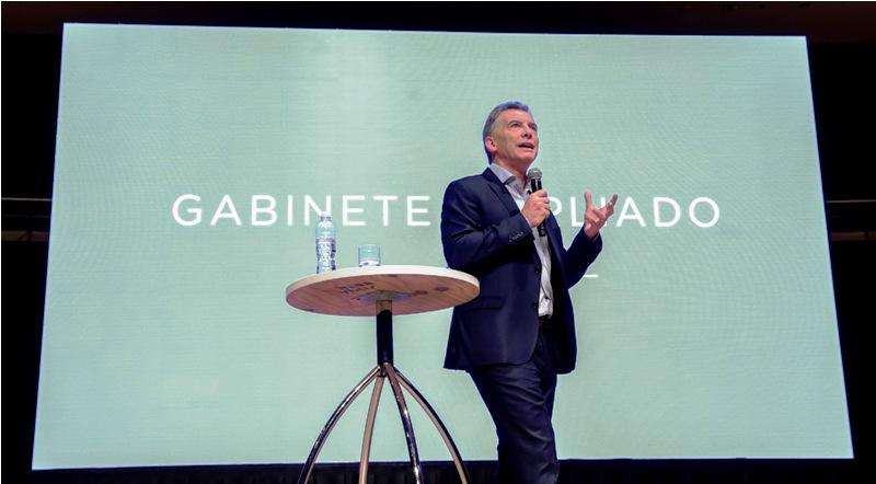 Macri relanza este mes su propuesta económica