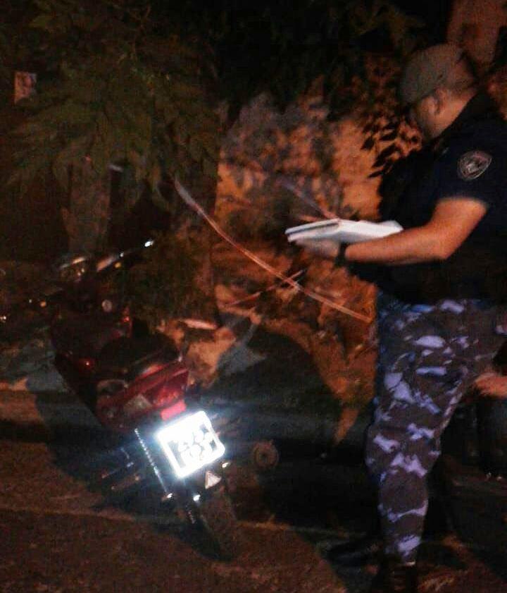 Lo detuvieron cuando escapaba con una moto robada en el centro de Posadas