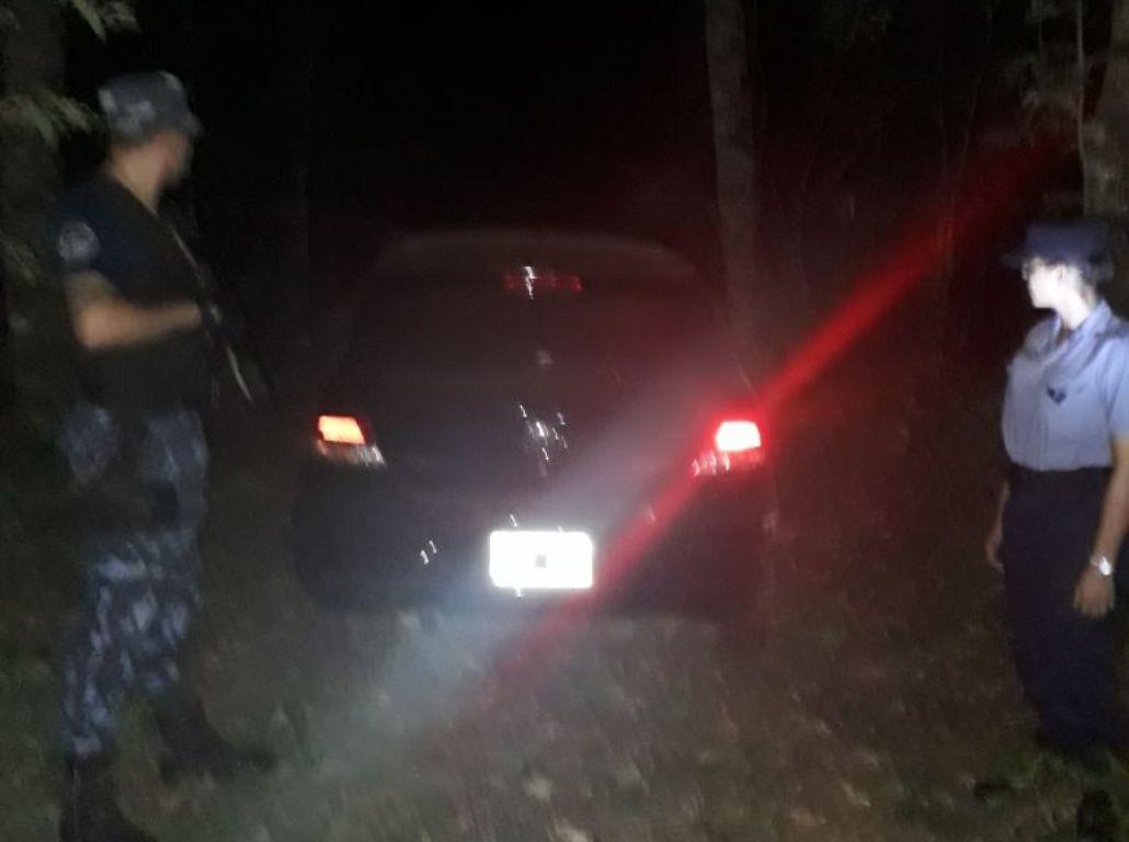 Eldorado: la Policía recuperó el auto robado durante el asalto a la familia del comerciante