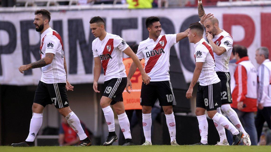 Superliga: Belgrano cayó ante Temperley y River clasificó a la Copa Sudamericana