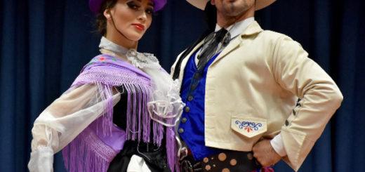 Romanza de Bellets Folklóricos esta noche en el Teatro Lírico
