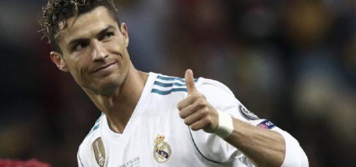 """Dudas sobre el futuro de Cristiano Ronaldo por su comentario en la final: """"Fue muy bonito estar en el Real Madrid"""""""