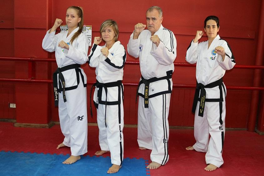 Artes Marciales – Taekwondo: La AIT ya tiene la mente puesta en el Panamericano