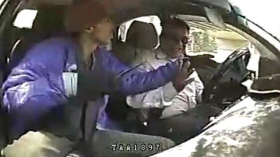 Asesinaron de 16 puñaladas a un taxista: la cámara del vehículo registró el hecho y lograron detener al asesino