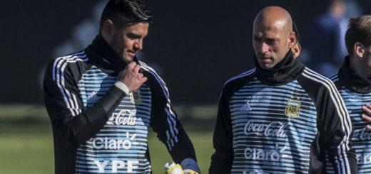 #Mundial2018: Los detalles de la salida de Chiquito Romero de la Selección
