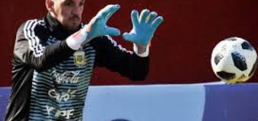 #Mundial2018: Sampaoli probará a Franco Armani ante Israel