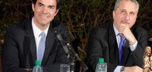 El Gobernador Hugo Passalacqua recibió a su par salteño Juan Manuel Urtubey