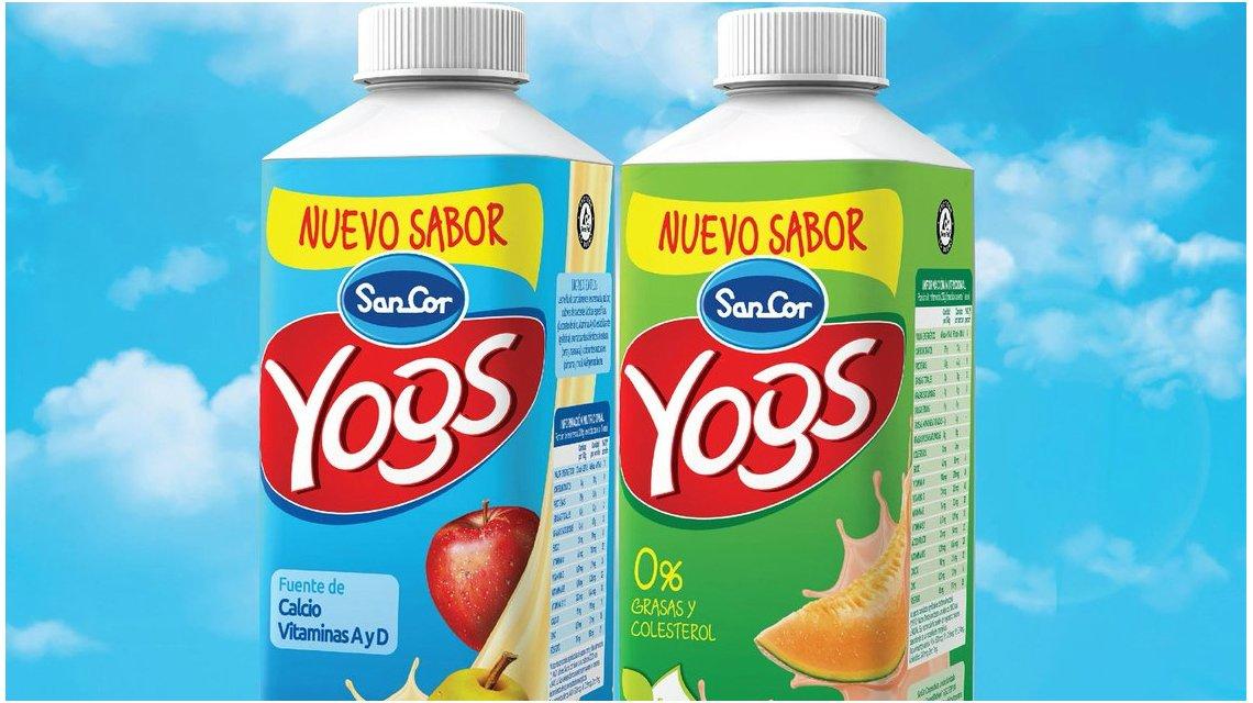 La Anmat ordenó retirar del mercado lotes del yogur Sancor Yogs descremado