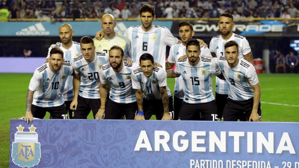 Salió el último ranking FIFA antes del Mundial: ¿cómo quedó Argentina?