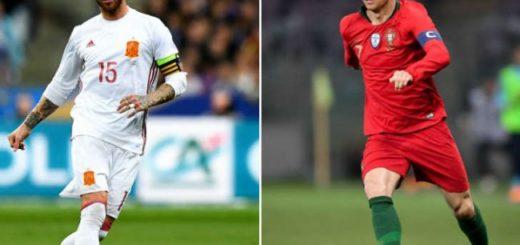 #Mundial2018: Portugal-España, el plato fuerte de hoy