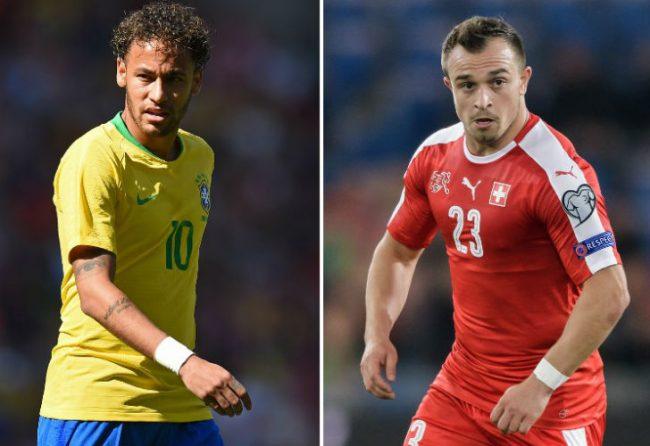 #Mundial2018: Brasil pone primera contra Suiza