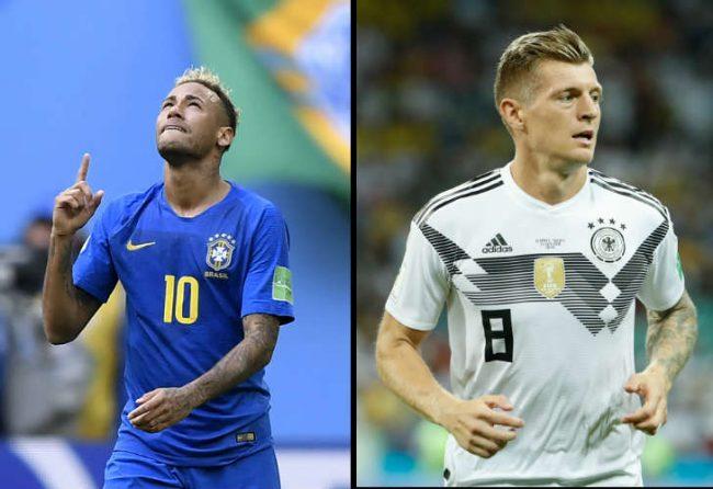 #Mundial2018: Además de Brasil y Alemania que buscan la clasificación, mirá cuales son los otros tres partidos para hoy