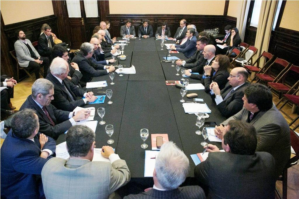 Ministros del STJ misionero participaron de Jornadas de Trabajo sobre políticas para combatir el narcotrafico