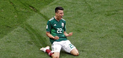 #Mundial2018: México hizo historia, le ganó a Alemania y regaló la primer gran sorpresa del Mundial