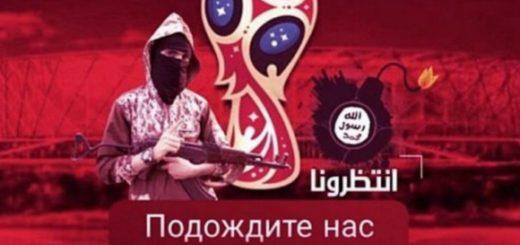 """ISIS continúa con amenazas al Mundial: """"Será una masacre que nunca se ha visto en la historia"""""""