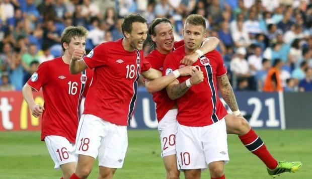 #Mundial2018: Islandia, primer rival de Argentina en Rusia, cayó 3 a 2 ante Noruega en un amistoso preparativo