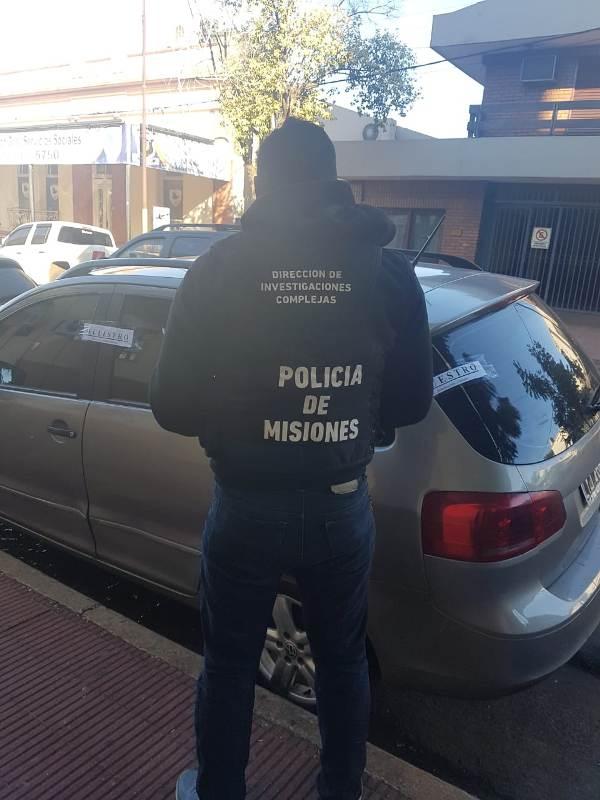 Recuperaron cuatro vehículos robados en 24 horas