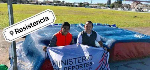 Atletismo Paralímpico: Avellaneda entrena con el Seleccionado Argentino en Resistencia