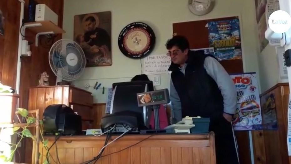 Revolución en un pueblo por un vecino que ganó casi $ 100 millones en el Quini