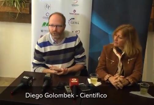 Diego Golombek en Posadas: una reflexión sobre las neurociencias aplicadas en la educación