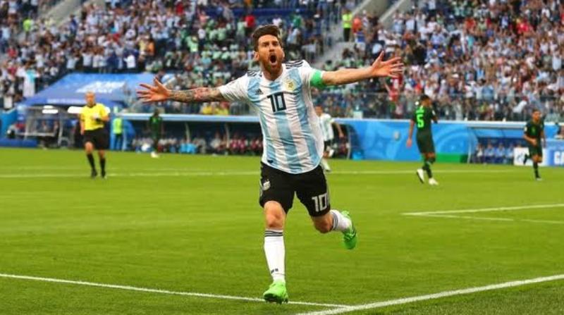 #Mundial2018: Messi igualó una marca de Kempes