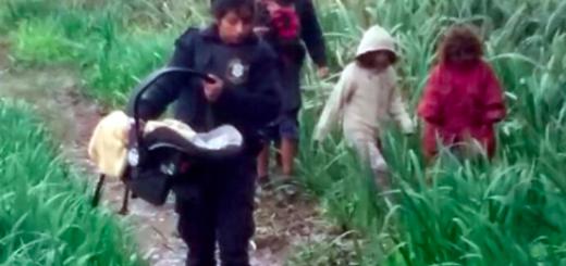 Hablaron los padres de los 5 hermanitos abandonados en Punta Lara: Piden otra oportunidad