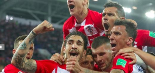 #Mundial2018: Así juega Croacia, el próximo rival de Argentina