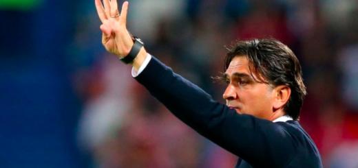 """El DT de Croacia, duro: """"Estoy feliz porque Argentina no jugó bien"""""""