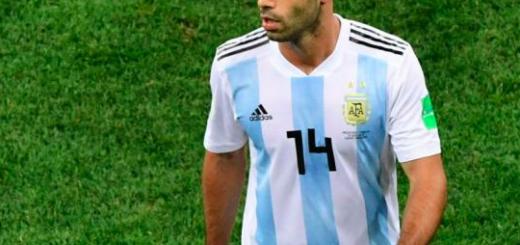 """#Mundial2018: Mascherano, tras la derrota con Croacia """"No pudimos seguirle el ritmo al partido, era un descontrol total"""""""