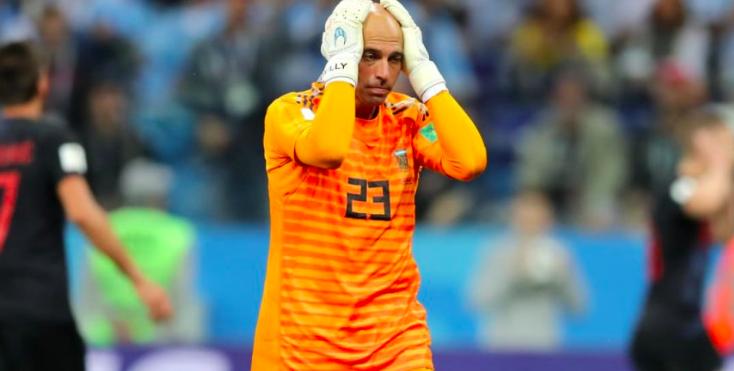 #Mundial2018: La respuesta de la familia de Willy Caballero a los aberrantes comentarios que recibieron en las redes