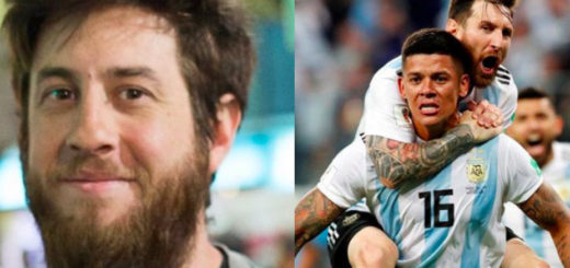 """#Mundial2018: habló el """"gurú"""" sanjuanino que predijo la clasificación de la Selección"""