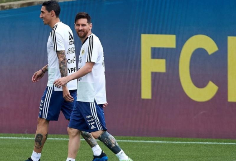 #Mundial2018: suspendieron el partido entre Argentina e Israel