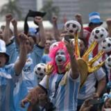 """#Mundial2018: """"Es un honor haber sido convocado para dirigir el partido inaugural"""" dijo el árbitro misionero Néstor Pitana"""