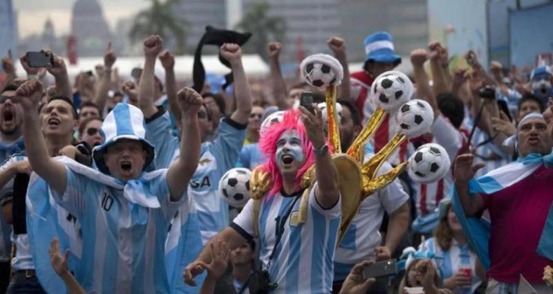 #Mundial2018: cinco argentinos habían perdido sus entradas en un tren en Madrid pero quién encontró las devolvió