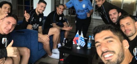 #Mundial2018: el mate infaltable en Rusia, mirá cuántos kilos de yerba llevó la selección uruguaya